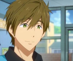 anime boy, cute, and free! image