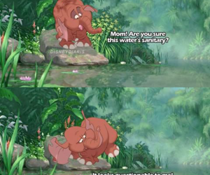 disney, funny, and jungle image