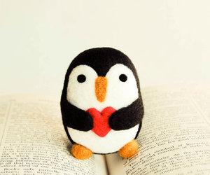 cute penguin image