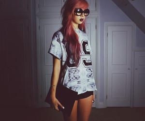 alt girl, alternative, and Modeling image