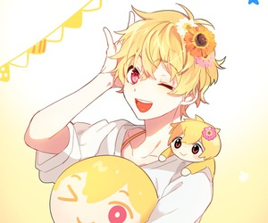 anime, free!, and nagisa image