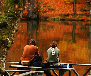 autumn and love image