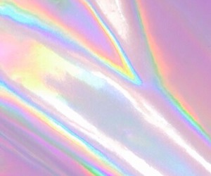 holographic, rainbow, and background image