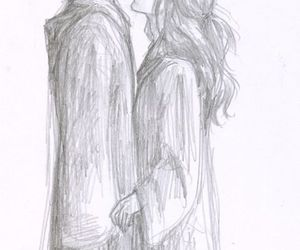 harry potter and hinny image