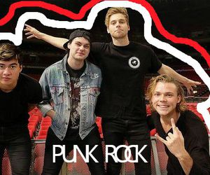 edit, punk rock, and 5 seconds of summer image