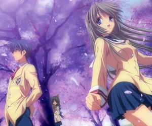 tomoyo sakagami and it beauitful thank you image