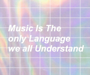 music, grunge, and hipster image
