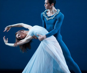 ballet, love, and pasion image