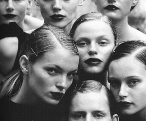 model, fashion, and woman image