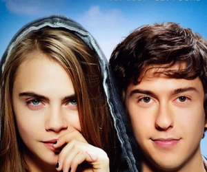 paper towns, john green, and movie image