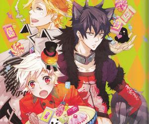 karneval and anime image