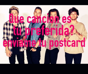 encuesta, one direction, and directioner image