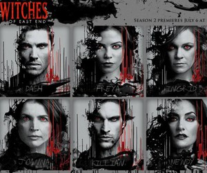 petition, witches of east end, and help image