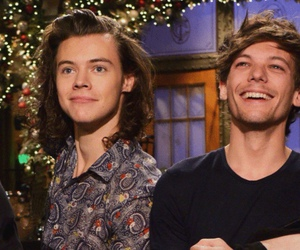 Harry Styles, larry stylinson, and one direction image