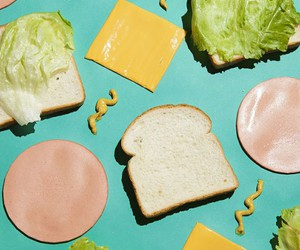 food, wallpaper, and sandwich image