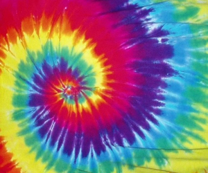tie dye, background, and colorful image