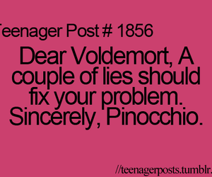 harry potter and teenager post image