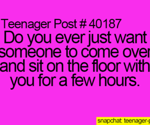 teenager post, teenager, and quote image