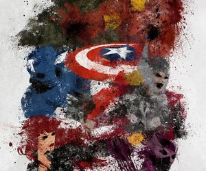 Avengers and art image