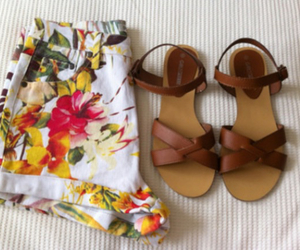fashion, summer, and sandals image