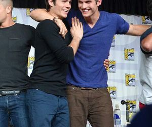 daniel sharman, dylan o'brien, and teen wolf image