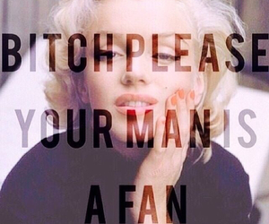 quotes, Marilyn Monroe, and fan image