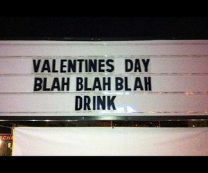 drink, love, and valentine image