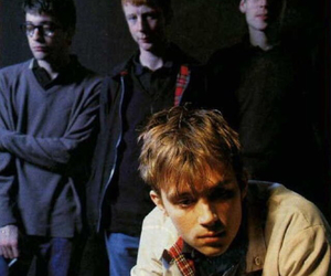 blur, britpop, and damon albarn image