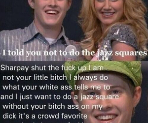 funny, high school musical, and HSM image