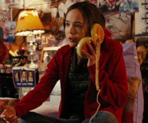 juno, ellen page, and movie image