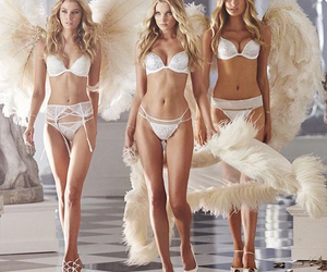 angels, elsa hosk, and Victoria's Secret image