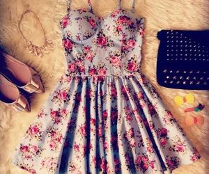 dress, outfit ideas, and fashion image