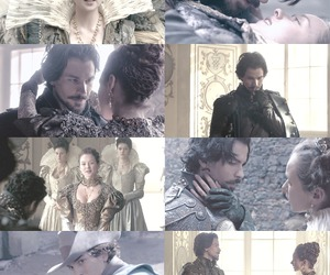 anne, the musketeers, and serie image