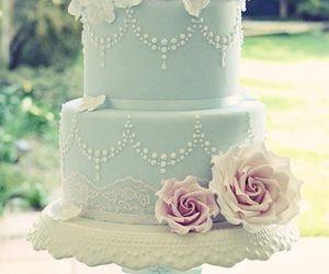 wedding and wedding cake image