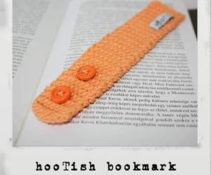 bookmark, books, and hootish image