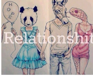 Relationship, hope, and relationshit image