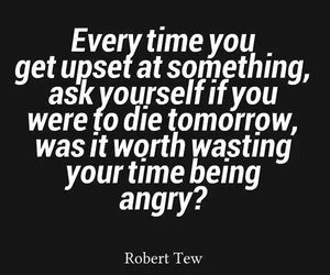 life, quote, and upset image