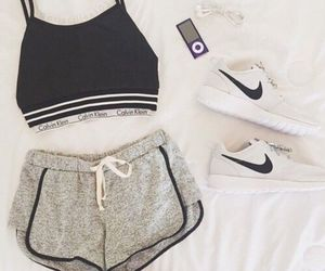 Calvin Klein, ipod, and nike image