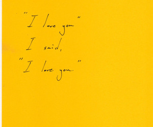 yellow and quote image