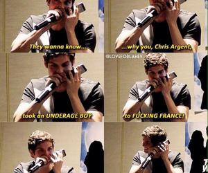 teen wolf, isaac lahey, and jr bourne image