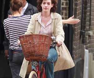 Anne Hathaway, movie, and one day image