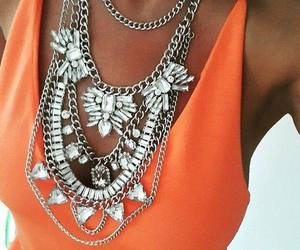 fashion, accessories, and necklace image