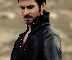 captain, hook, and ️ouat image