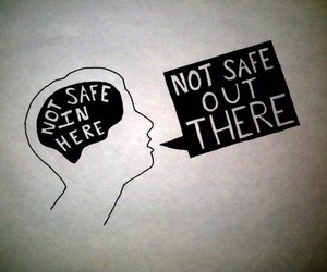 safe, text, and quote image