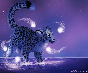 animals, art, and fantasy image