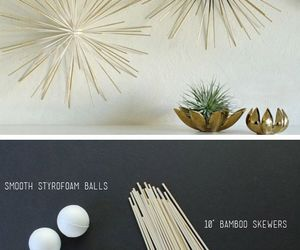 bamboo, craft, and diy image