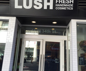 lush and store image