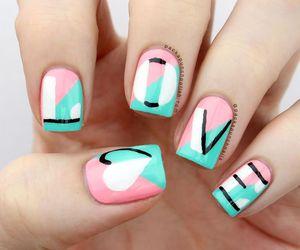 girls and nailsart image