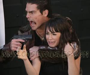 lali esposito and peter lanzani image
