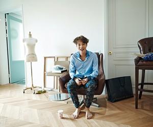 exo, kai, and jongin image